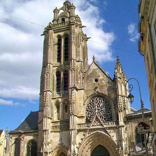 Vers la Cathédrale Saint Maclou