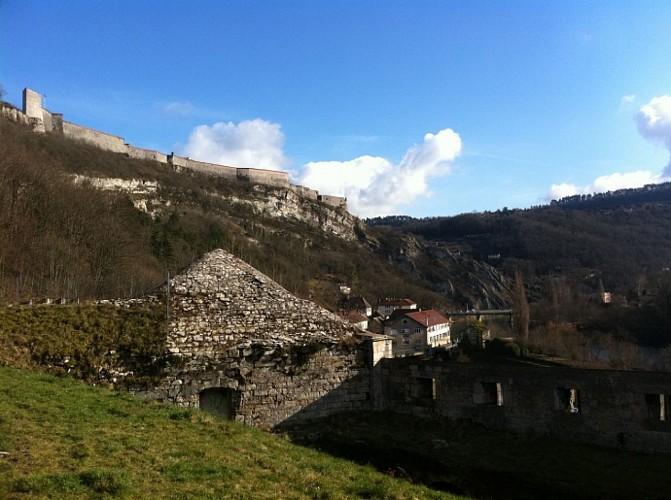 Accès Sud de la Citadelle