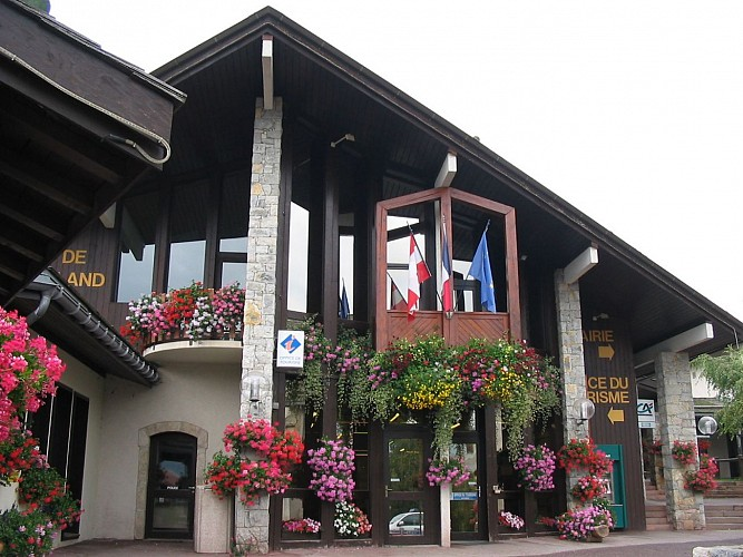 Tourist Office of Val d'Arly - Crest-Voland Cohennoz Office