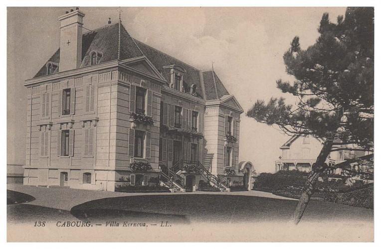 Villas La Courte paille et Kerneva