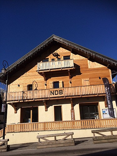 Tourist Office of Val d'Arly - Notre-Dame-de-Bellecombe Office