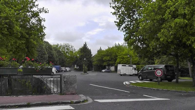 Parking du Gros Billot