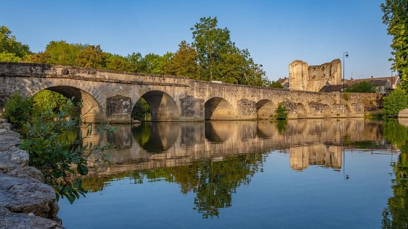 Vieux pont de Grez-sur-Loing