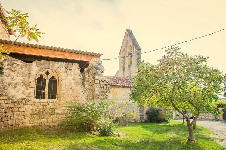 Eglise du vieux Castéra