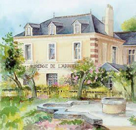 RESTAURANT AUBERGE DE L'ARRIVEE