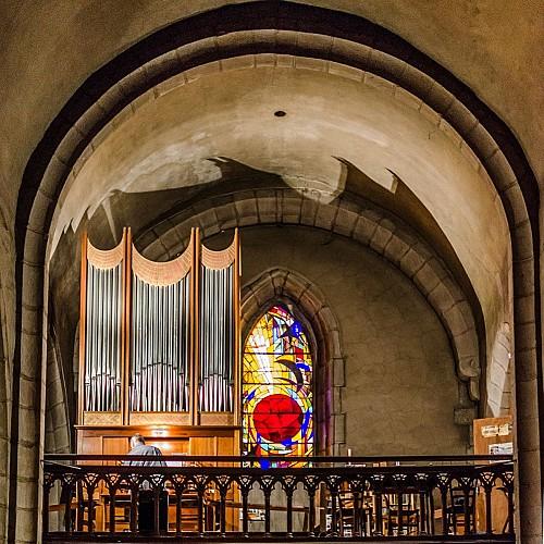 L'Orgue de l'Eglise St Germain