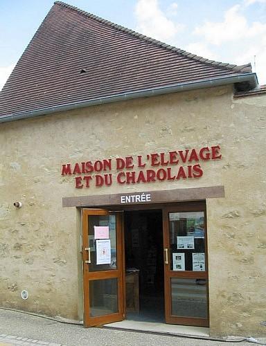 """Ecomusée  """"Maison de l'Elevage et du Charolais"""""""