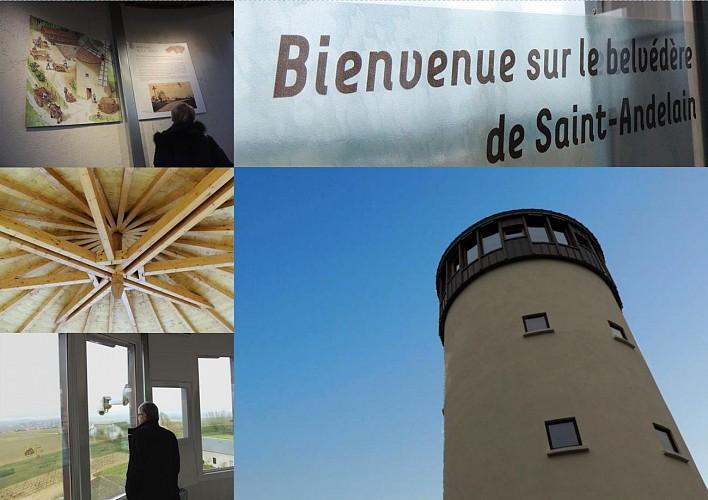 Belvedere Saint-Andelain