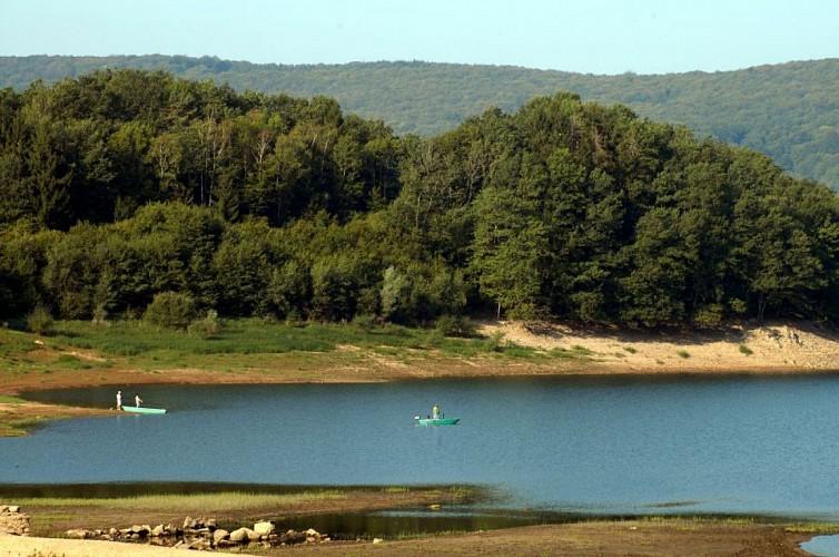 Lac de Panneciere01