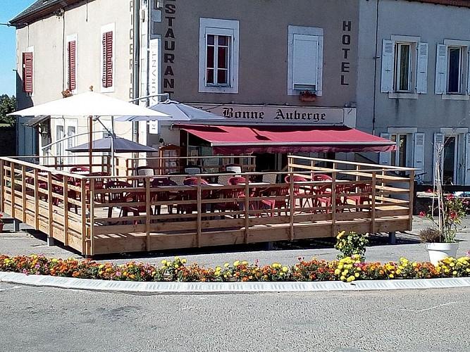 millay la Bonne Auberge