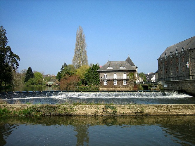 Les moulins à eau