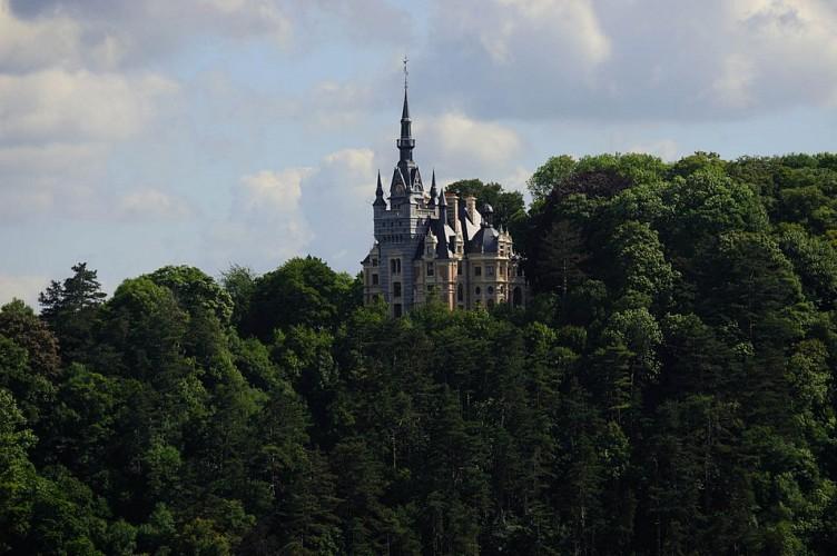 Le château Le Fy