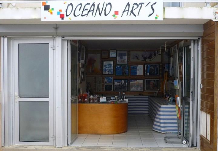 GALERIE DE PEINTURES - OCEANO ART'S