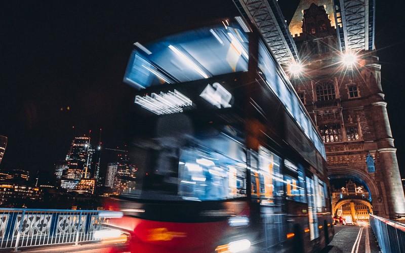 London Panoramic Night Bus Tour