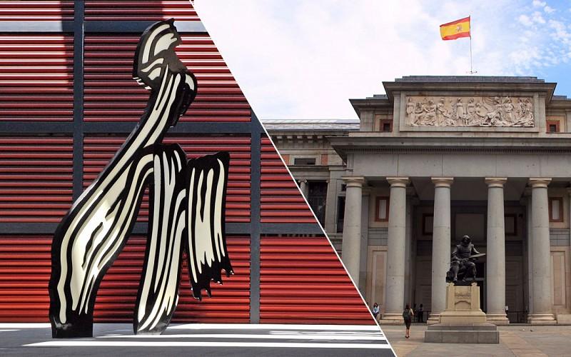 Paseo del Arte - 3 Museum Pass for the Prado, Thyssen-Bornemisza and Reina Sofia