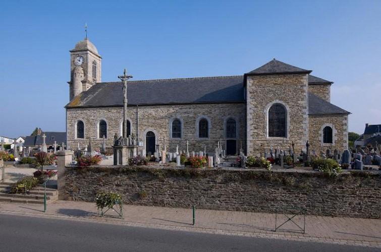 Eglise paroissiale Saint-Pierre-Es-Liens
