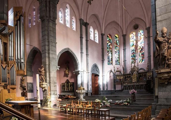 Kerk Saint-Nicolas - La Roche-en-Ardenne