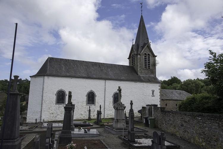 Kerk Saint-Lambert – Buisson