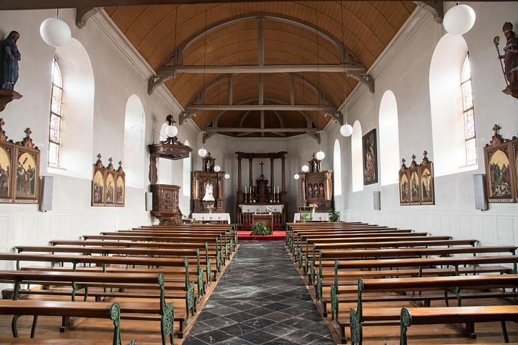 Kerk Saint-Martin – Hives