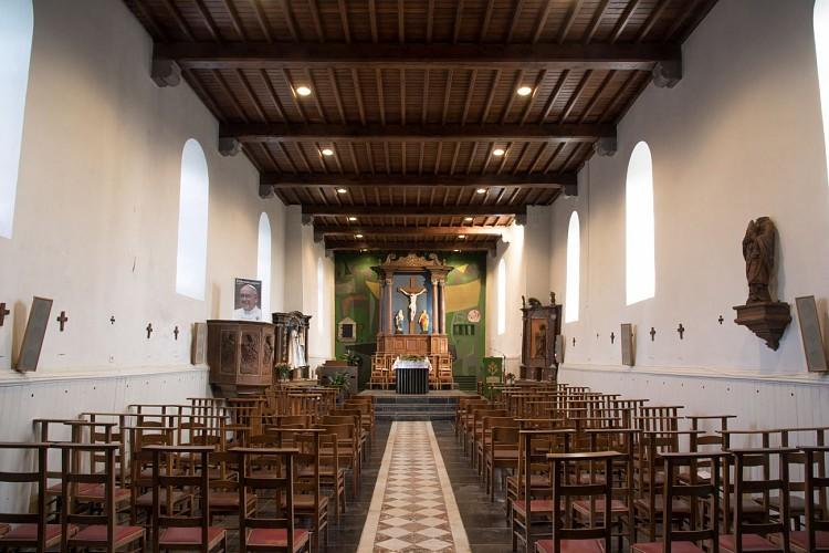 Kerk Saints-Pierre-et-Denis – Erneuville