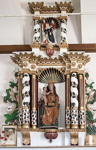 Kapel Saint-Hubert – Herlinval