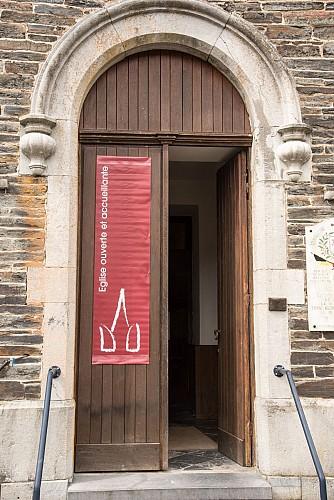 Kapel Saint-Roch – Maboge