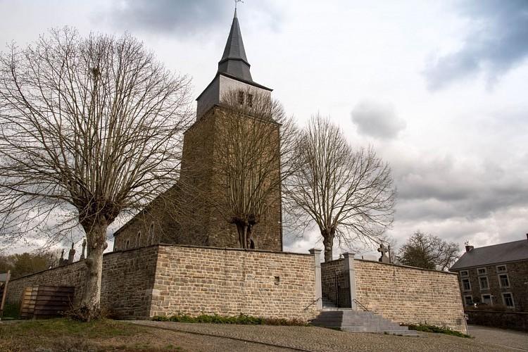 Kerk Saint-Martin – Marcourt