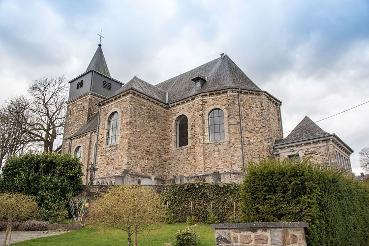 Kerk Saints-Pierre-et-Paul – Dochamps