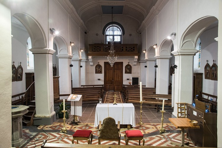 Kerk Saint-Hubert – Vecmont