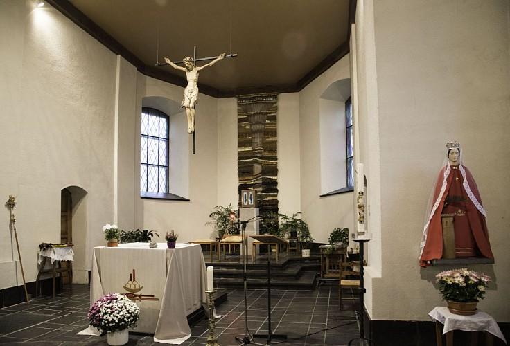 Kerk Notre-Dame – Samrée