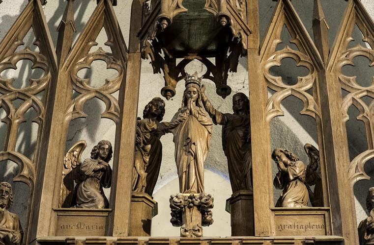Kerk Saint-Hubert – Bérismenil