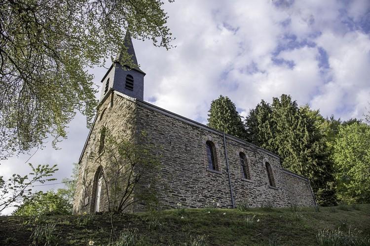 Kapel Notre-Dame aux Sept Douleurs – Mousny