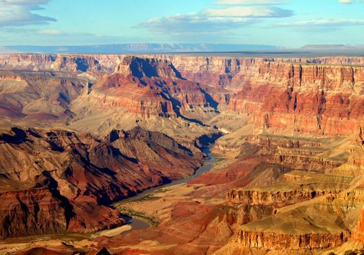 Survol du Grand Canyon en avion – Au départ de Phoenix