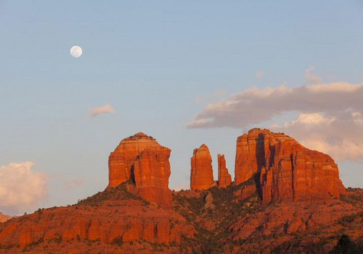 2-in-1 Sedona Tour: Aeroplane flight and 4x4 tour – Departing from Phoenix