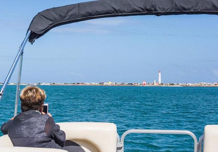 Balade en Bateau: Île de Deserta et Île de Farol - au départ de Faro