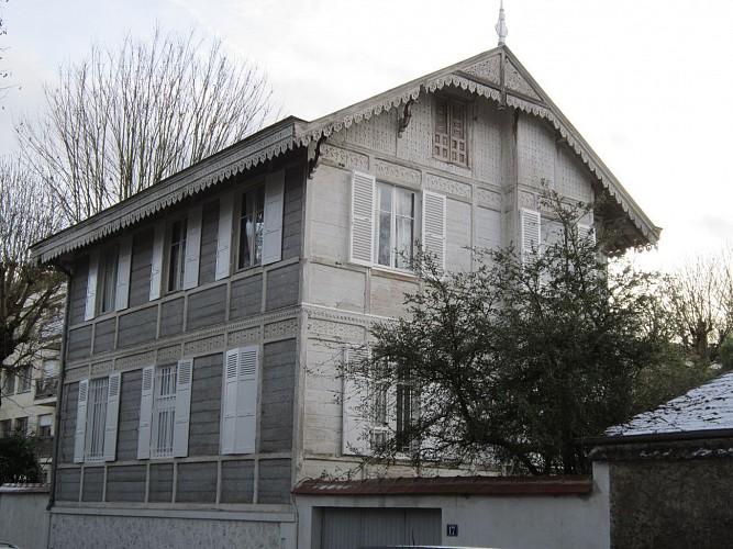 Maison de la famille Bardot - 17 rue du Général Leclerc
