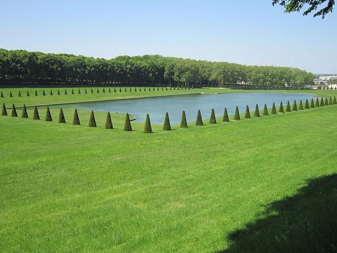 Parc du château de Marly