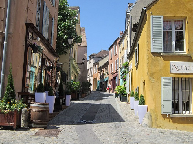 Grande-Rue, Marly-le-Roi