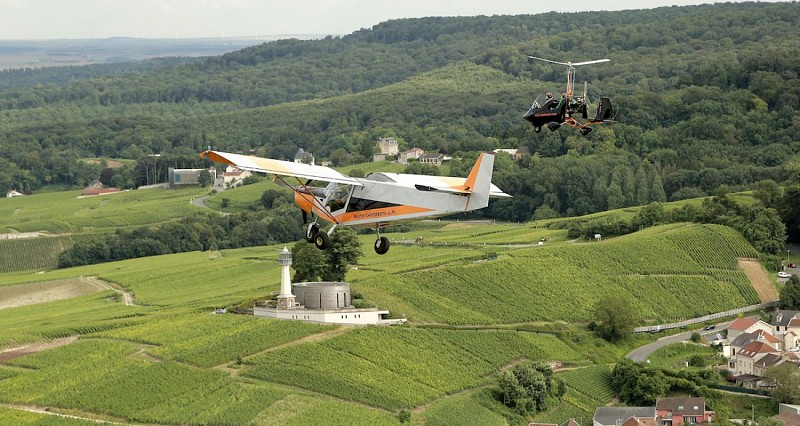 Reims Champagne ULM - Prunay