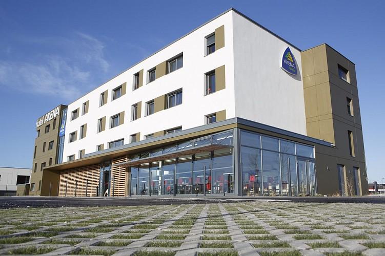 "Hôtel ""Akena City Reims-Bezannes"""
