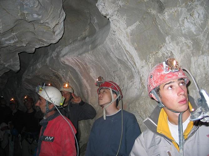 Grottes de Balme