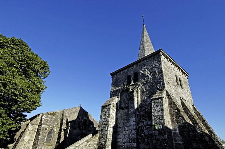 Eglise de Toulx-Sainte-Croix