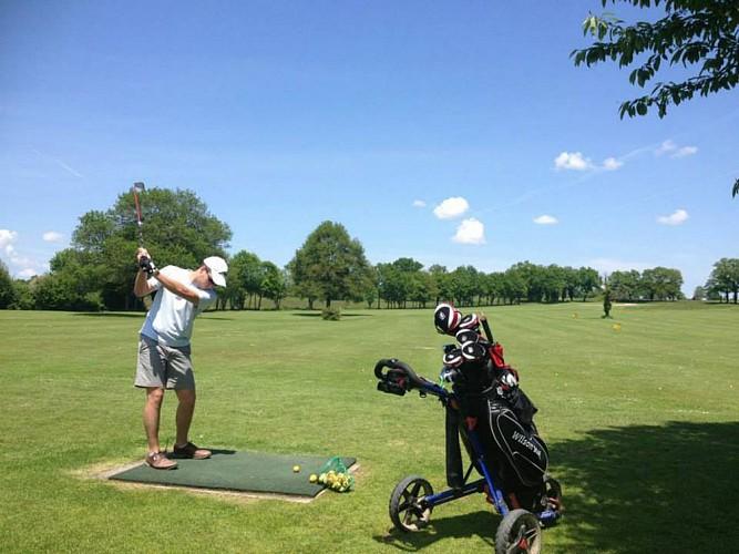 Jonchère Golf (18 holes)
