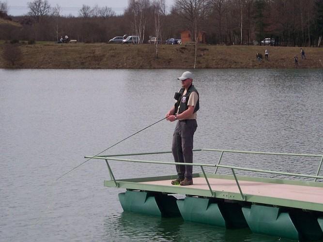 Moniteur de Pêche Julien Lemesle