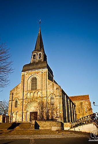 Eglise St Genès Chateaumeillant