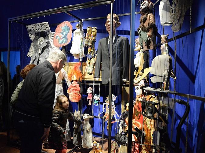 Museo delle marionette di mondo -Musei Gadagne