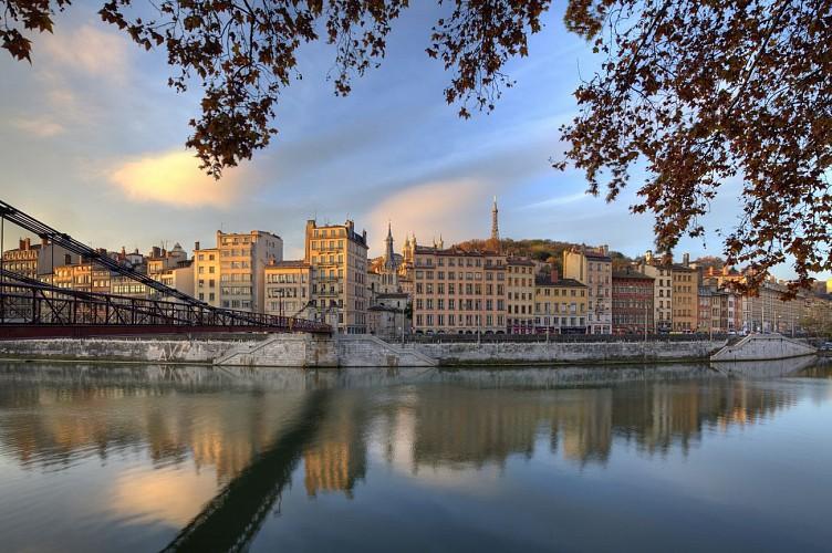 The Old Lyon district