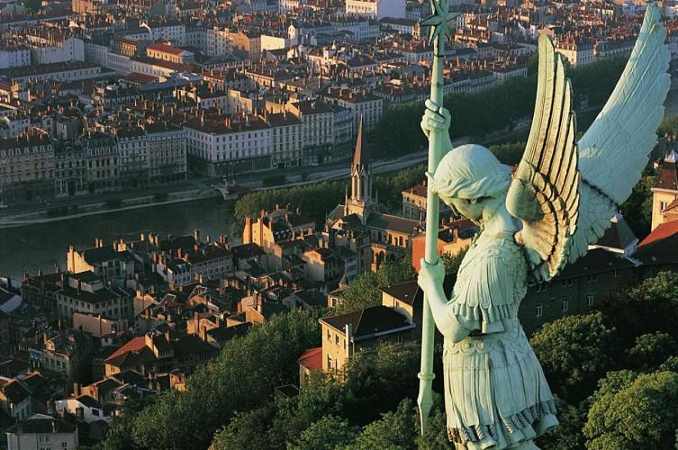 Lyon Patrimoine Mondial de l'Unesco