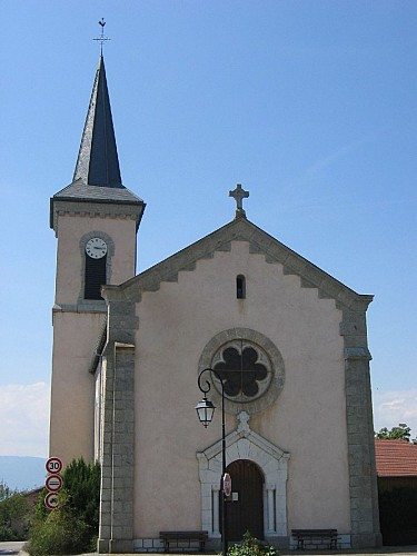 Neydens church