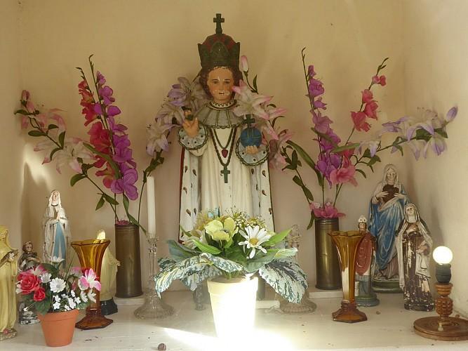 Chapelle Enfant Jésus de Prague